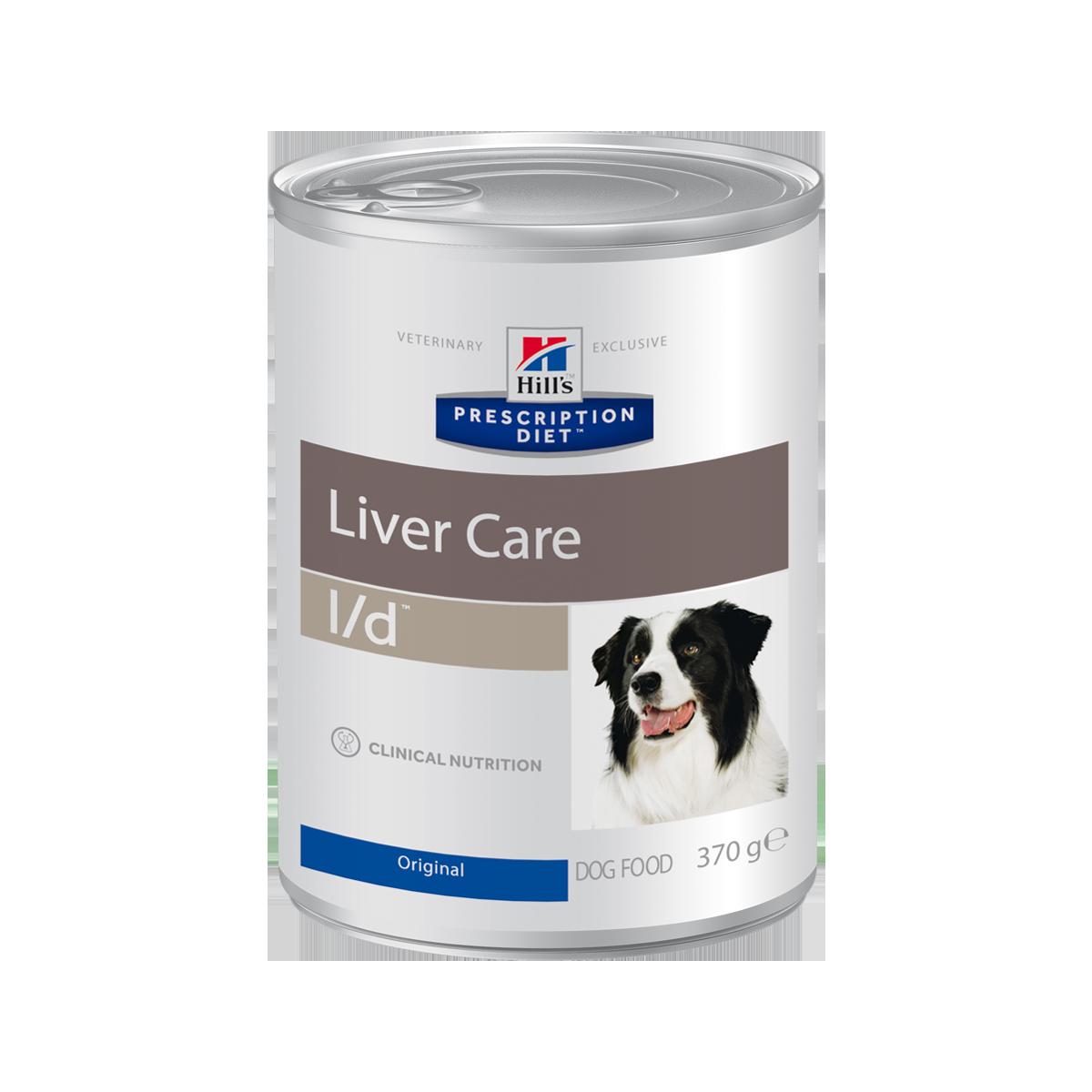 Hill's PD l/d Консервы-диета для собак при заболеваниях печени