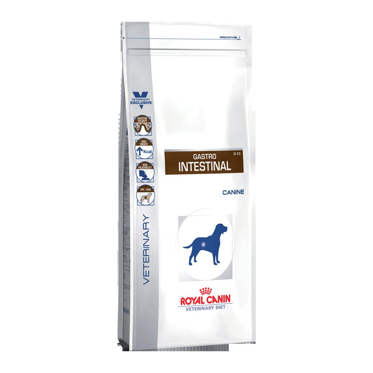 Royal Canin Gastro Intestinal Корм-диета для взрослых собак при нарушении пищеварения