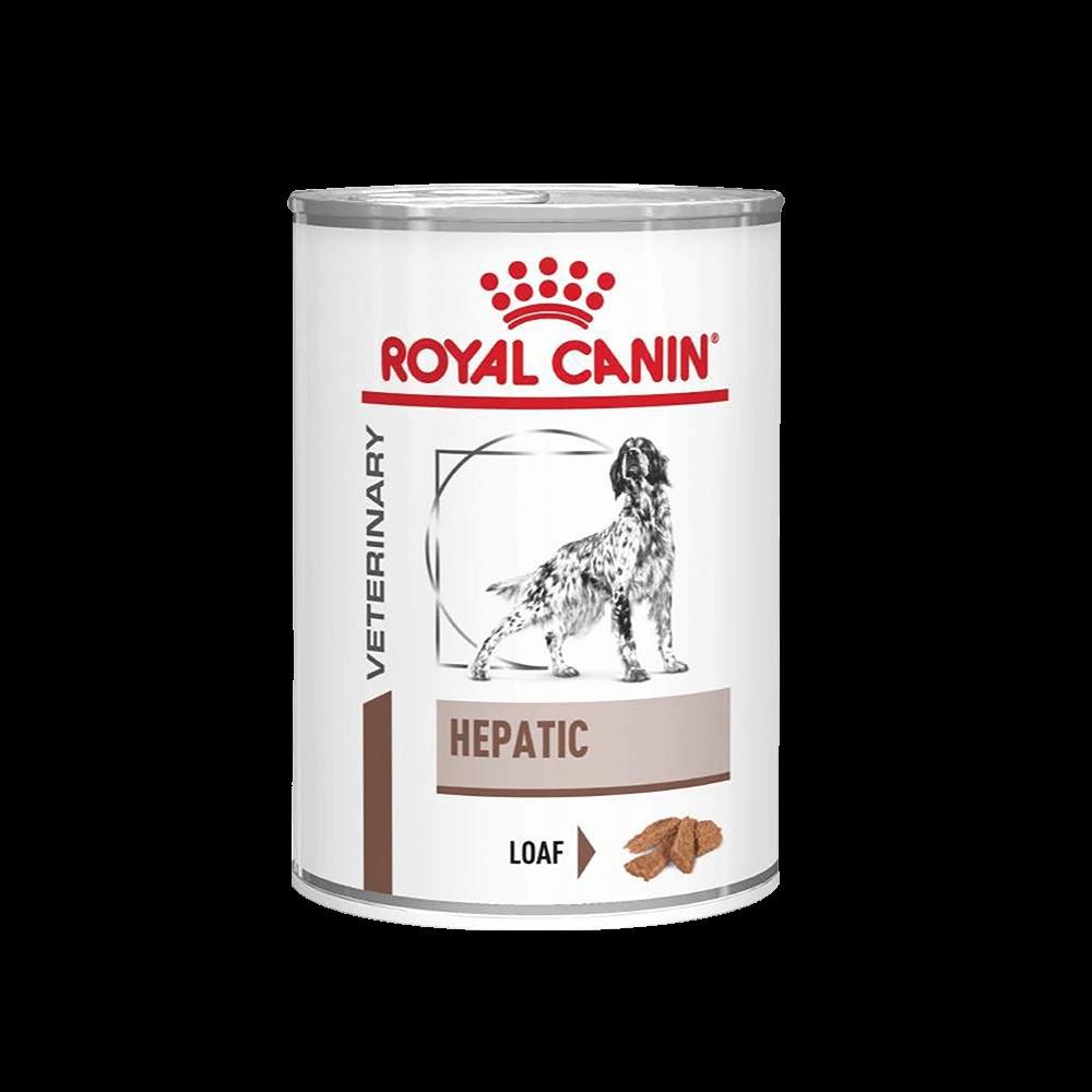 Royal Canin Hepatic Паштет-диета для собак при заболеваниях печени