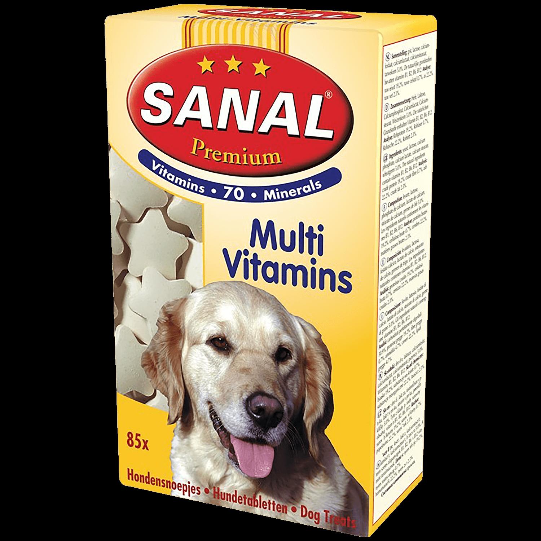 SANAL Premium Multi Vitamins Мультивитаминный комплекс для собак