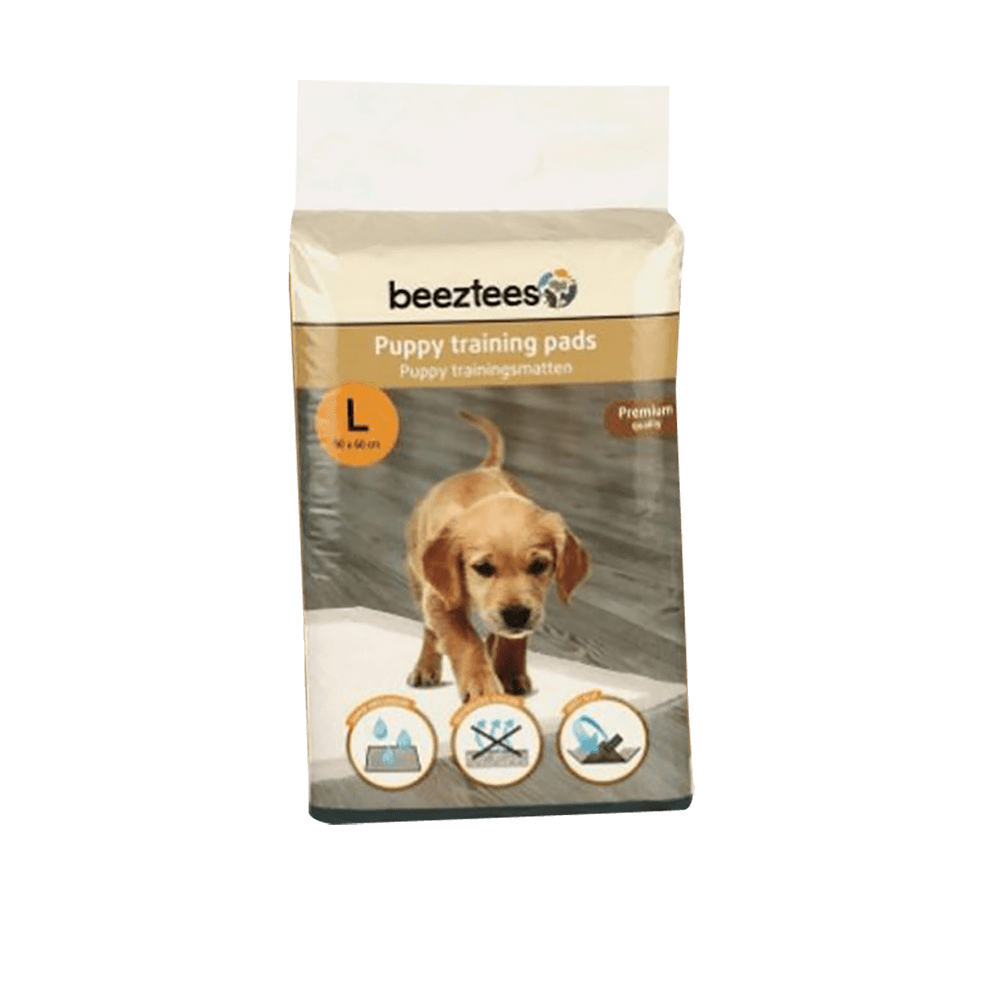 Beeztees Подстилка для приучения щенков, 90 х 60 см (цена за 1 подстилку)