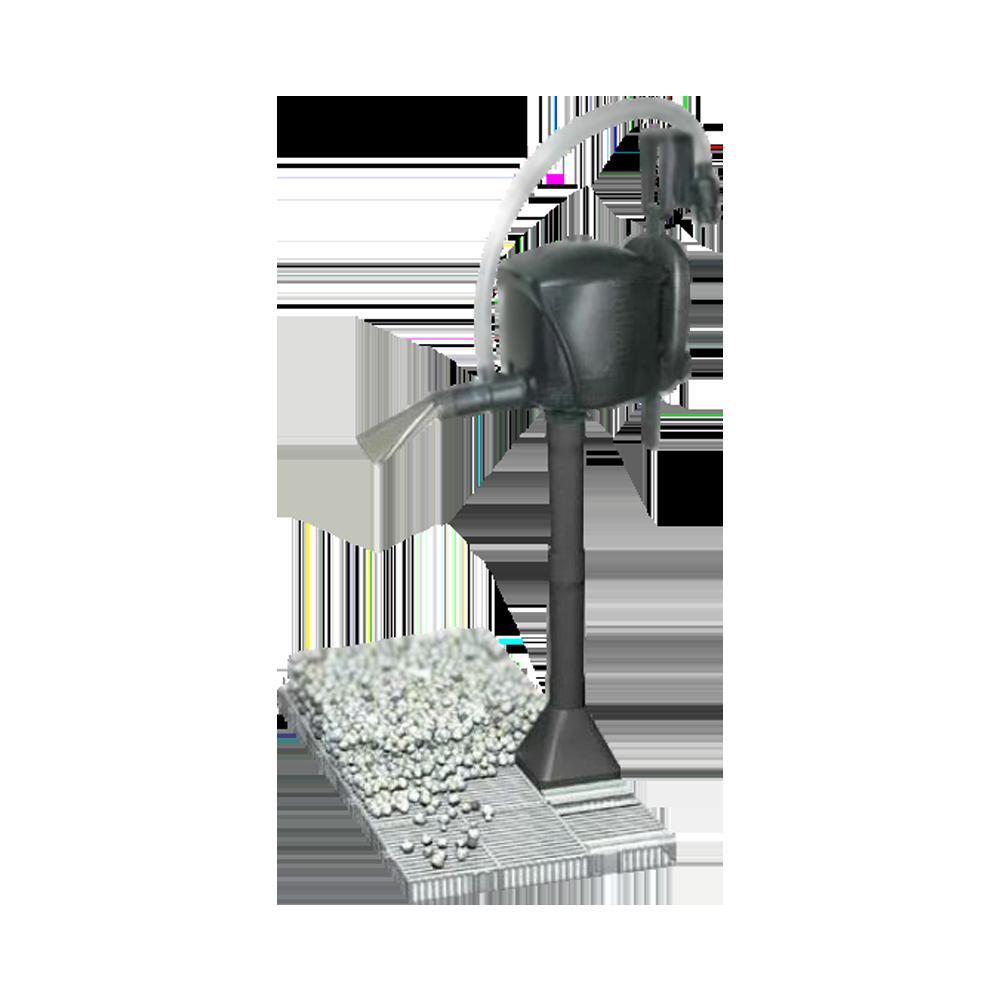 Aquael фильтр донный