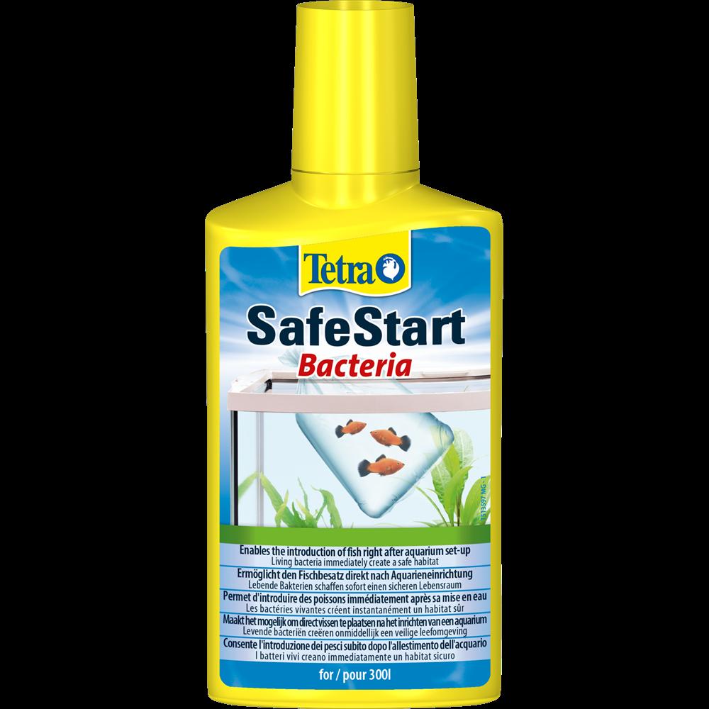 Tetra Safe Start 50 мл - кондиционер для воды