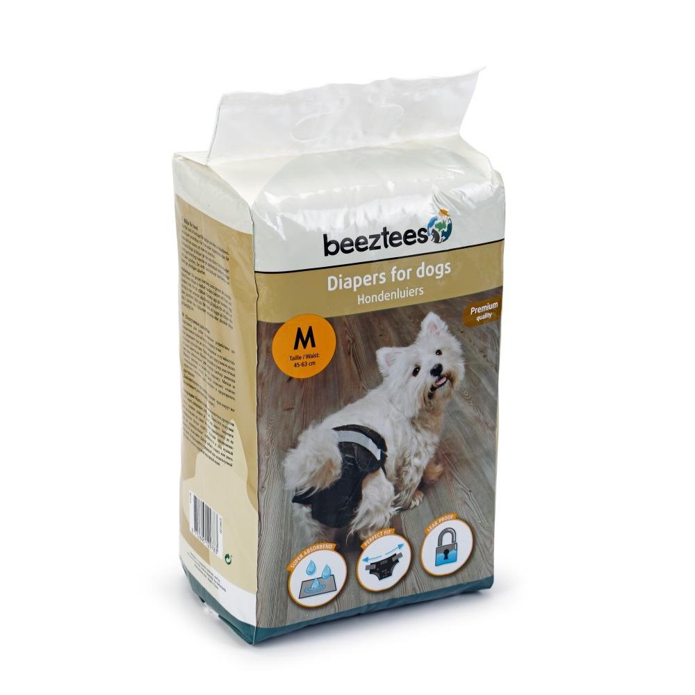 Beeztees Подгузники для собак, размер М (цена за 1 подгузник)