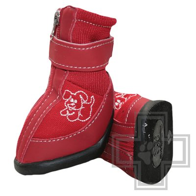 Triol Ботинки, красные