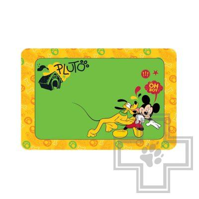 Triol Коврик под миску Pluto & Mickey