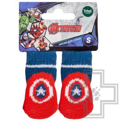 TRIOL Marvel Носки Капитан Америка