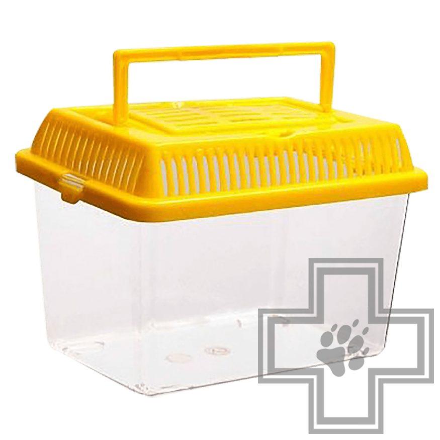 BARBUS Переноска-аквариумная BOX 001 пластиковая крышка