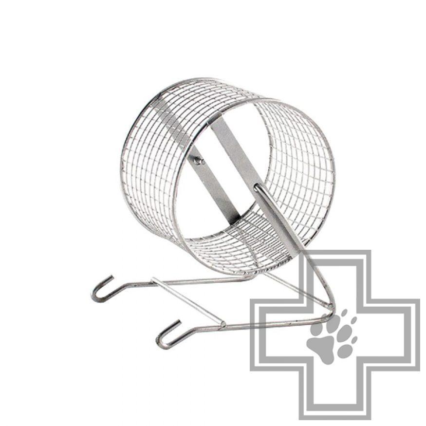 Дарэлл D140 Колесо для грызунов металлическое 14 см (сетка)