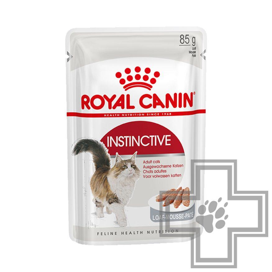 Royal Canin Instinctive Пресервы для взрослых кошек, паштет