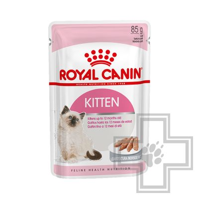 Royal Canin Kitten Пресервы для котят, паштет