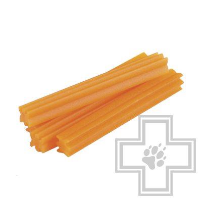 Biff Dent Жевательный снек для чистки зубов со вкусом сыра (цена за 1 упаковку)