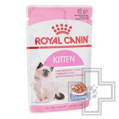 Royal Canin Kitten Instinctive Пресервы для котят в желе