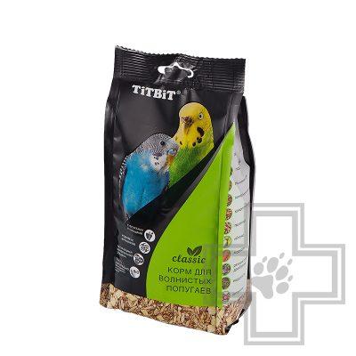 TiTBiT корм для волнистых попугаев