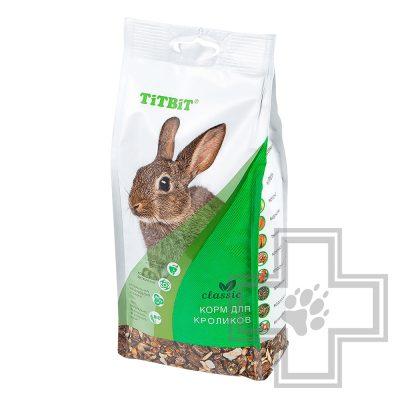 TiTBiT корм для кроликов