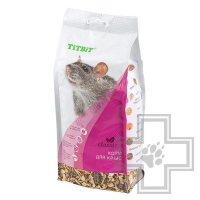 TiTBiT корм для крыс