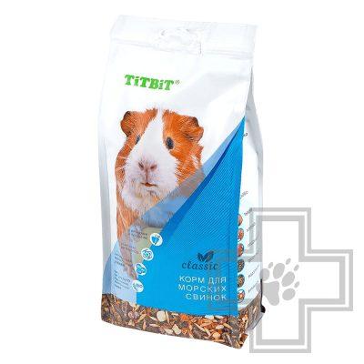 TiTBiT корм для морских свинок