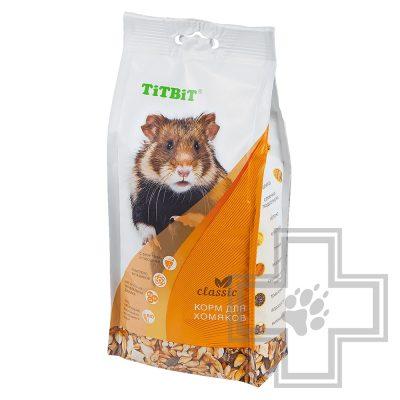 TiTBiT корм для хомяков