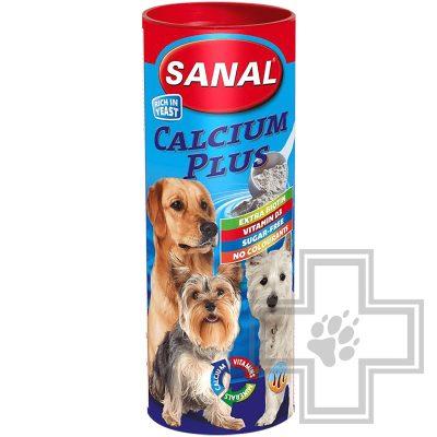 SANAL Calcium Plus Добавка для собак с кальцием