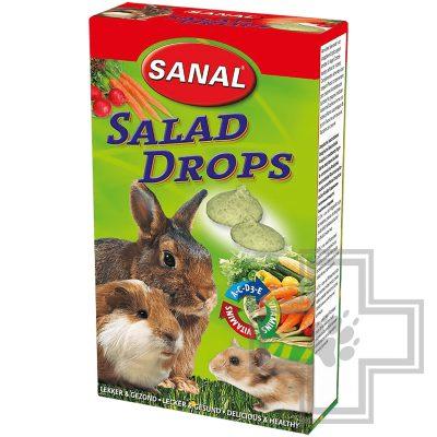 SANAL Salad Drops салатные дропсы для грызунов