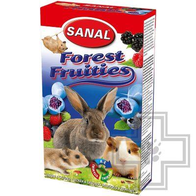 SANAL Forest Fruities санал с начинкой из лесных ягод для грызунов