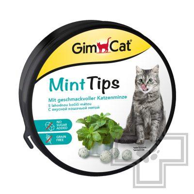 GimCat Cat-Mintips Лакомство с кошачьей мятой для кошек