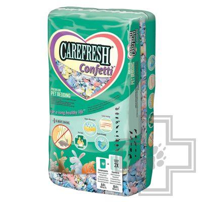 CareFresh Confetti наполнитель целлюлозный