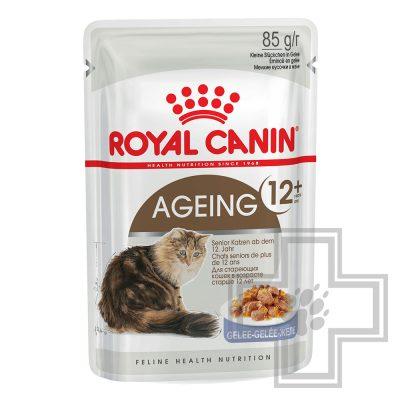 Royal Canin Пресервы в желе для взрослых кошек старше 12 лет