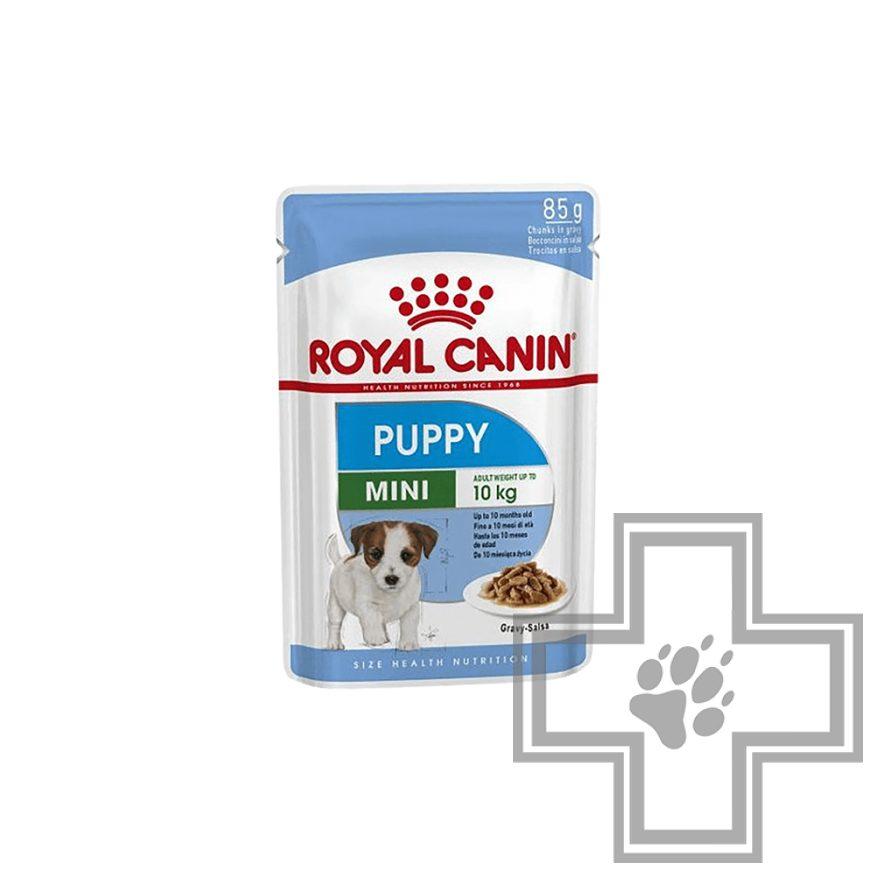 Royal Canin Puppy Mini Пресервы для щенков мелких пород