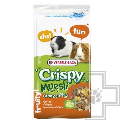 Versele-Laga Crispy мюсли для морских свинок