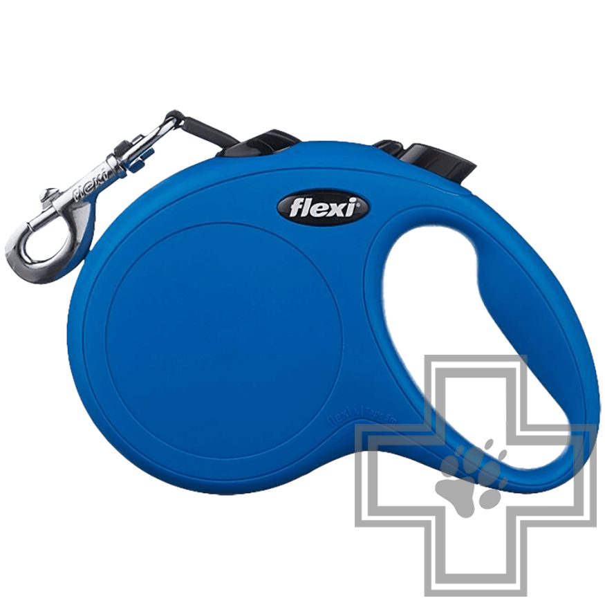 Flexi New Classic Поводок-рулетка ременная