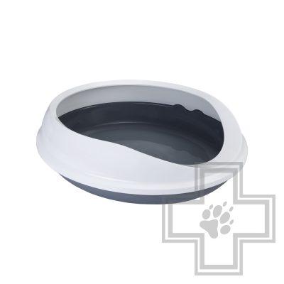 Beeztees Figaro Туалет-лоток для кошек овальный