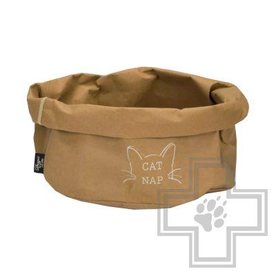 Beeztees Бумажная корзина для кошек Cat Nap