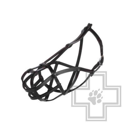 TRIXIE Намордник для собак Bridle Leather, размер M