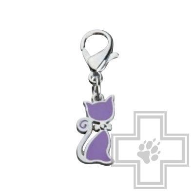 Trixie Брелок-украшение на ошейник для кошек, металл