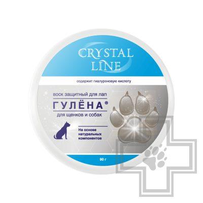 Apicenna CRYSTAL LINE Воск для лап Гулёна