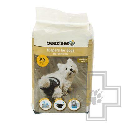 Beeztees Подгузники для собак, размер XS (цена за 1 подгузник)