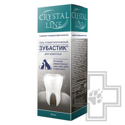 Apicenna Crystal Line Гель для зубов Зубастик
