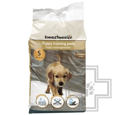 Beeztees Подстилка для приучения щенков, 60 х 40 см (цена за 1 подстилку)
