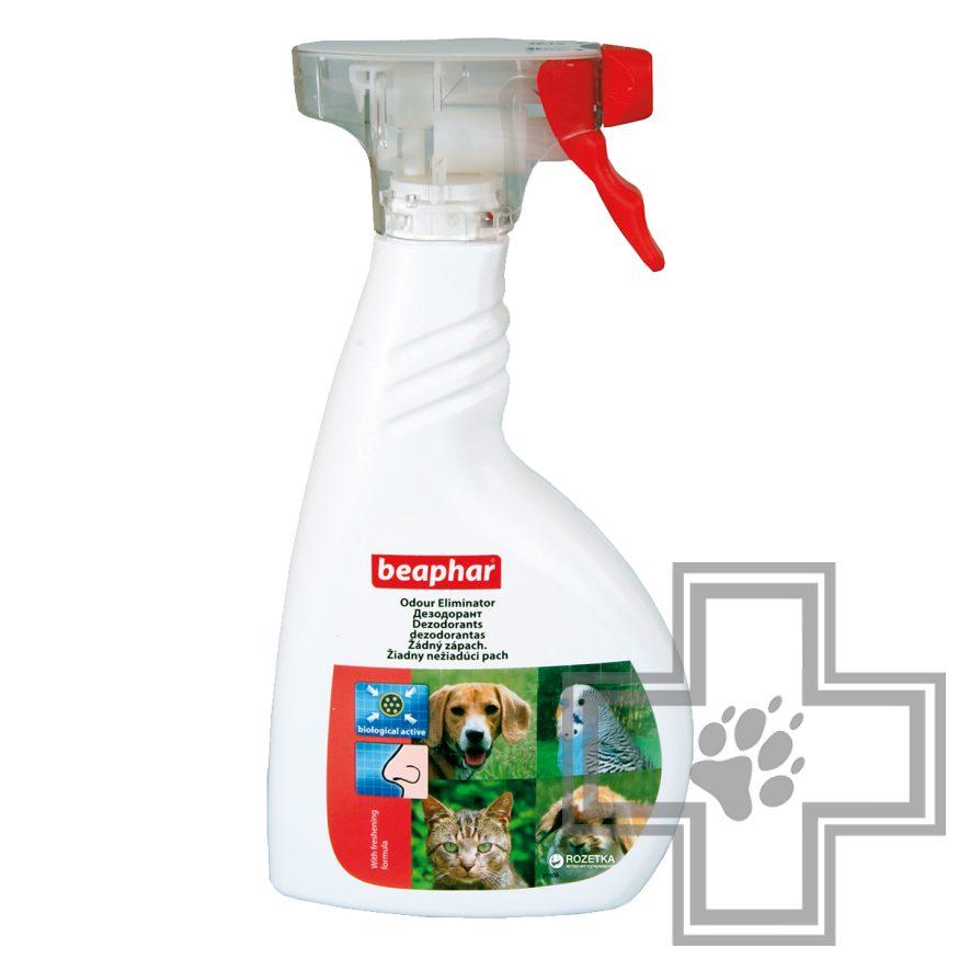 Beaphar Odour killer Спрей для уничтожения неприятных запахов животных, 500 мл