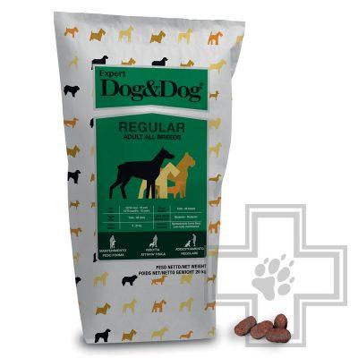 Dog&Dog Expert Regular Корм для взрослых собак всех пород