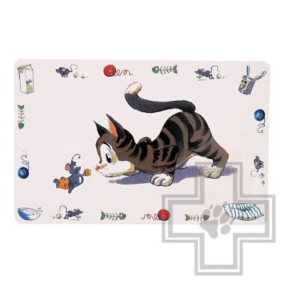 TRIXIE Коврик для кошек Comic Cat
