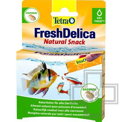 Tetra Fresh Delica Daphnia лакомство в форме желе