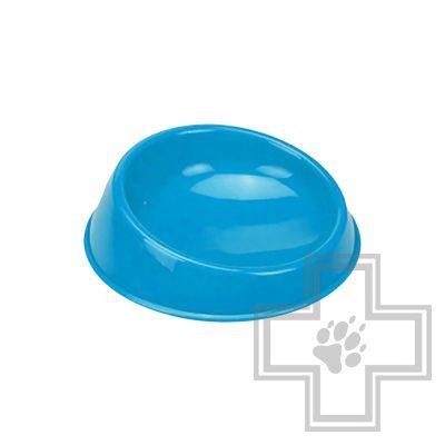 Beeztees Bikkie Миска для кота пластиковая, 15 см