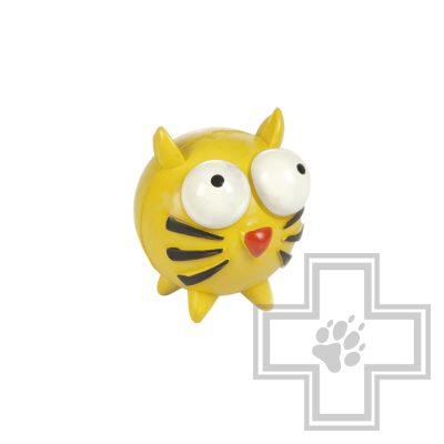 """Beeztees Игрушка для собак """"Catties"""", резиновая"""