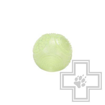 Beeztees Moonglow Игрушка для собак Мяч резиновый