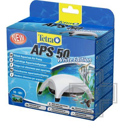 Tetra APS 50 компрессор для аквариума (белый)