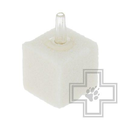 Barbus Распылитель воздуха белый корундовый 25*25*25 мм