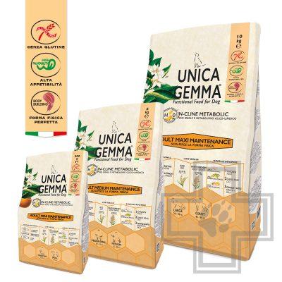 Unica Gemma Maintenance Adult Mini Корм для взрослых собак мелких пород