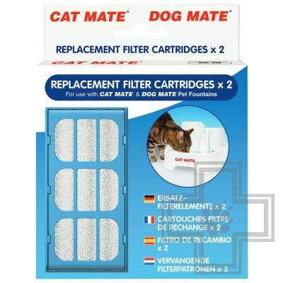 Beeztees Фильтр для поилки кошек (2 шт.)